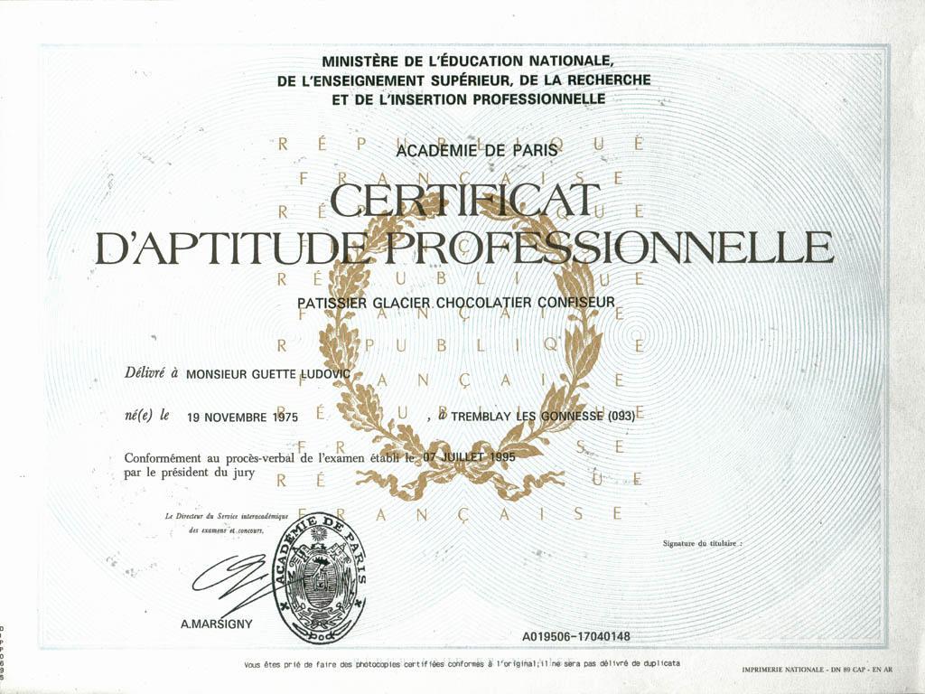 programme cap cuisine : hotelfrance24.com - Cap Cuisine Correspondance